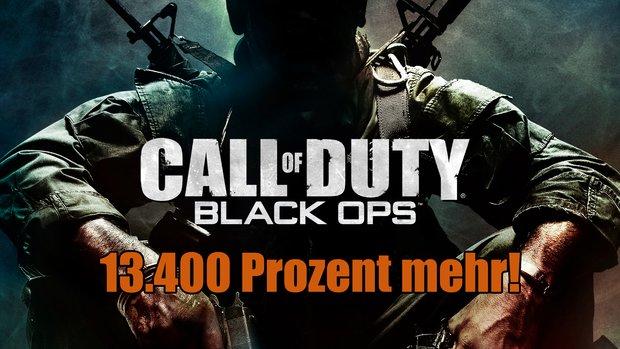Call of Duty Black Ops: Verkäufe schnellen durch die Decke