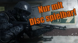 Call of Duty Modern Warfare Remastered: Wird angeblich Disc-Zwang besitzen