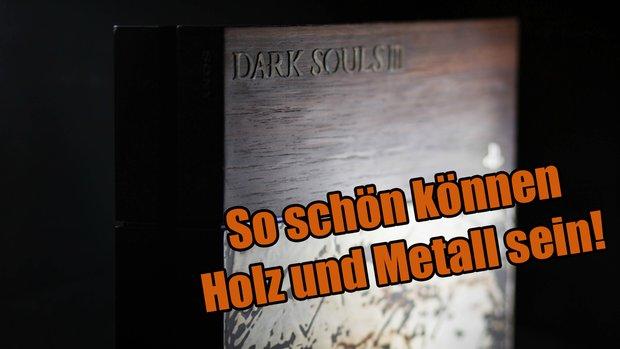 Dark Souls 3: Diese PlayStation 4 ist ein wahrer Traum für Fans