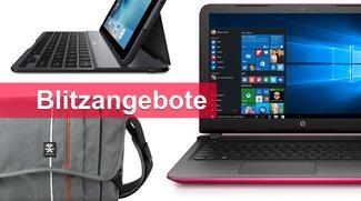 Blitzangebote: Lenovo Ideapad 500, iPad-Tastatur, Kameratasche u.v.m. heute günstiger