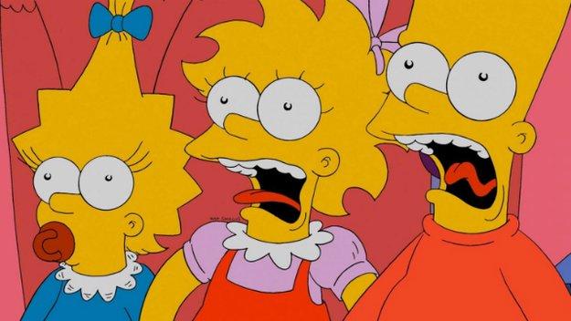 Aktuelle Simpsons Staffel