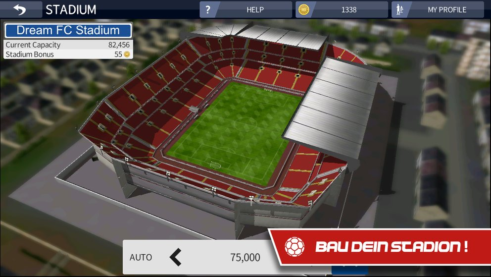 Dream League Soccer 2016 Tipps Tricks Cheats Strategien Stadion