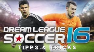 Dream League Soccer 2016: Tipps, Tricks & Cheats für Android & iOS