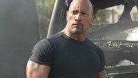 """Dwayne Johnson spricht über die Spin-off-Pläne von """"Fast & Furious"""" und postet Bild aus """"Furious 8"""""""