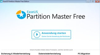 Easeus Partition Master Free Edition