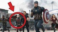 Captain America 3 - Civil War: Diese Easter Eggs & Anspielungen habt ihr übersehen (Video)