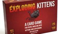 Exploding Kittens: Regeln des Kickstarter-Hypes