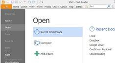 Foxit Reader – PDFs lesen, bearbeiten und drucken