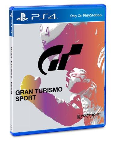 So sieht es aus, das neue Gran Turismo Sport