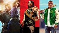"""Take-Two: Fokus auf großen Marken – Rockstar arbeitet an """"aufregenden Projekten"""""""