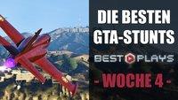 GTA Best Plays: Die besten Stunts aus der vierten Woche