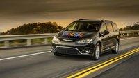 Selbstfahrende Autos: Google und Fiat Chrysler wollen zusammenarbeiten