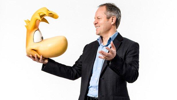 Yves Guillemot, CEO von Ubisoft.