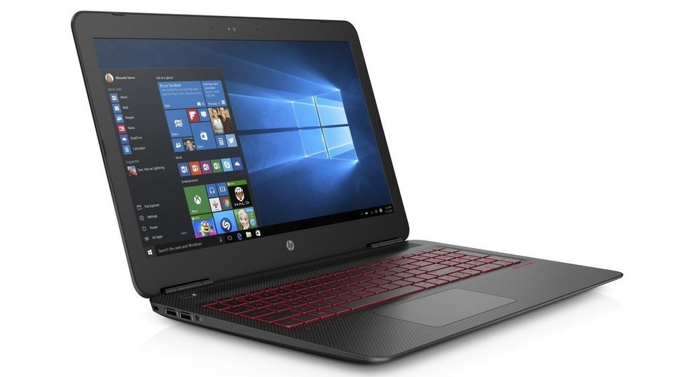 HP Omen Gaming Laptop 2016
