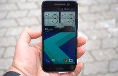 HTC 10: Interner Speicher...