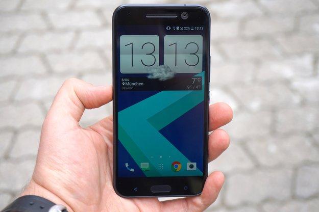 HTC 10: Interner Speicher deutlich langsamer als bei der Konkurrenz