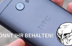 HTC 10 verkauft sich in China...