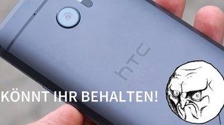 HTC 10 verkauft sich in China nur 251 Mal - aus gutem Grund