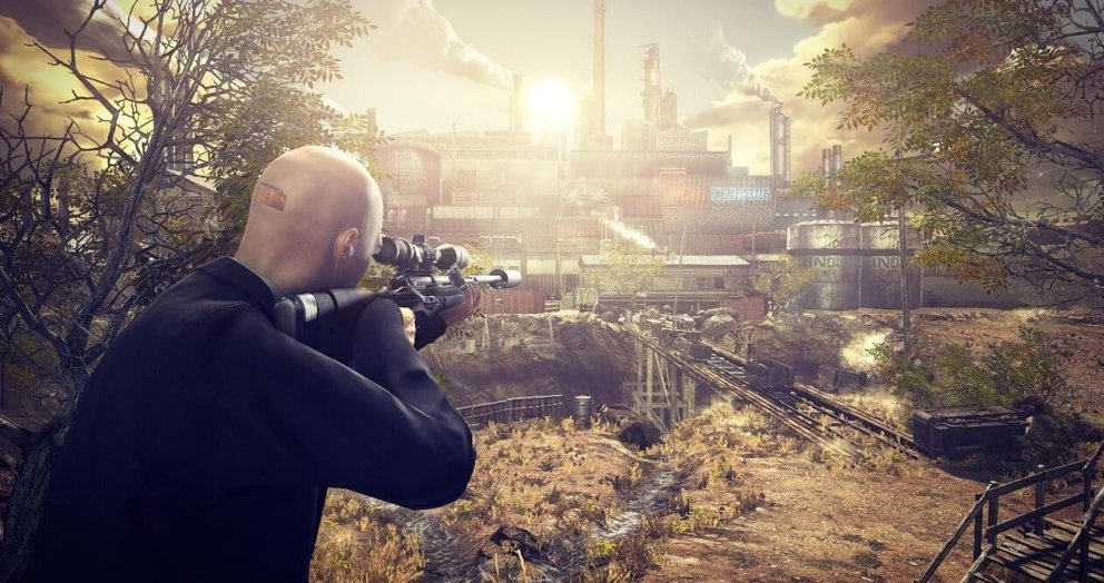 Hitman Directx 12 PC
