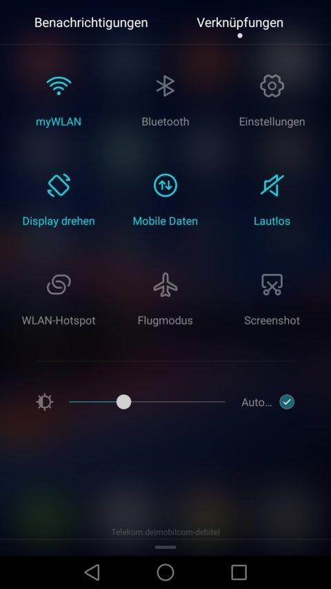 Huawei P9 Benachrichtigungsleiste_02