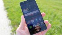 Huawei P10 mit Dual-Edge-Display könnte Galaxy S8 edge Konkurrenz machen