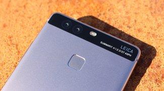 Ende eines Markenzeichens? Huawei P10 soll Fingerabdruckscanner an der Front besitzen