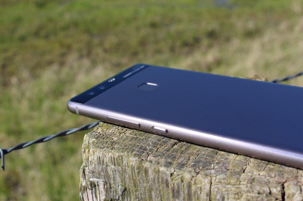 Huawei P9 Tasten