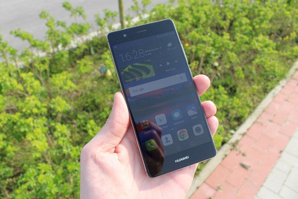 Huawei P9 Test Fazit