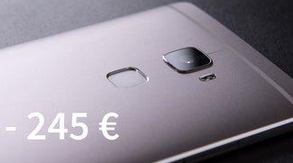 Huawei Mate S: Starker Preisverfall nach einem halben Jahr