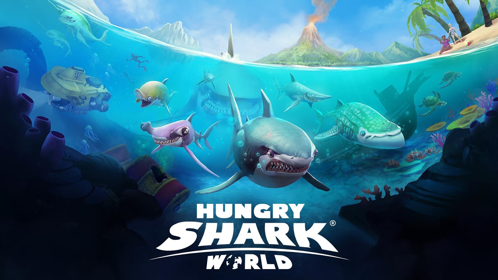 Hungry Shark World Tipps Tricks Cheats Fur Android Und Ios Giga