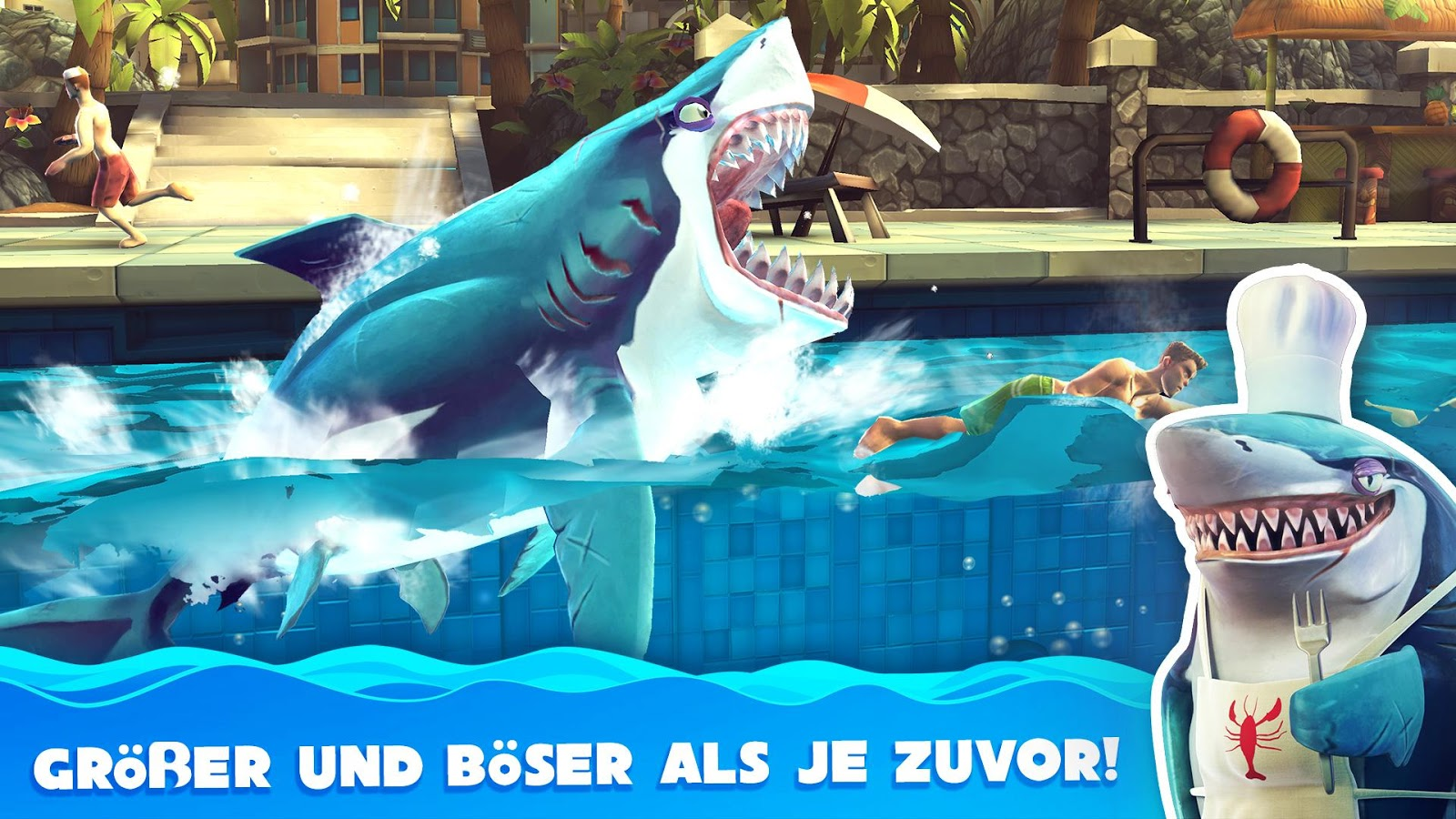 Hungry Shark Tipps