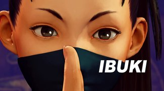 Street Fighter V: Nächste Kämpferin Ibuki zeigt Ninja-Power