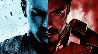 Kinocharts: So imposant startet Captain America 3: Civil War in den USA