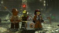 LEGO Star Wars: Dieser Trailer zeigt neue Spiel-Szenen mit Han Solo und Chewie