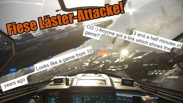 Battlefield 5: Fiese Läster-Attacke gegen Call of Duty Infinite Warfare
