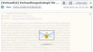Mailvelope für Firefox