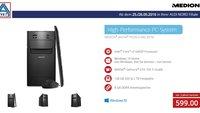 ALDI-PC: Medion Akoya P5330 E (MD 8876) diese Woche für 599 Euro erhältlich [Update]