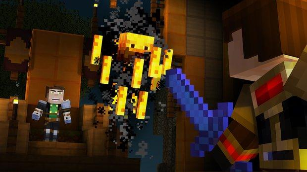 Minecraft Story Mode: Die 6. Episode hat einen Release-Termin