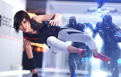 Mirror's Edge: Faith rennt...