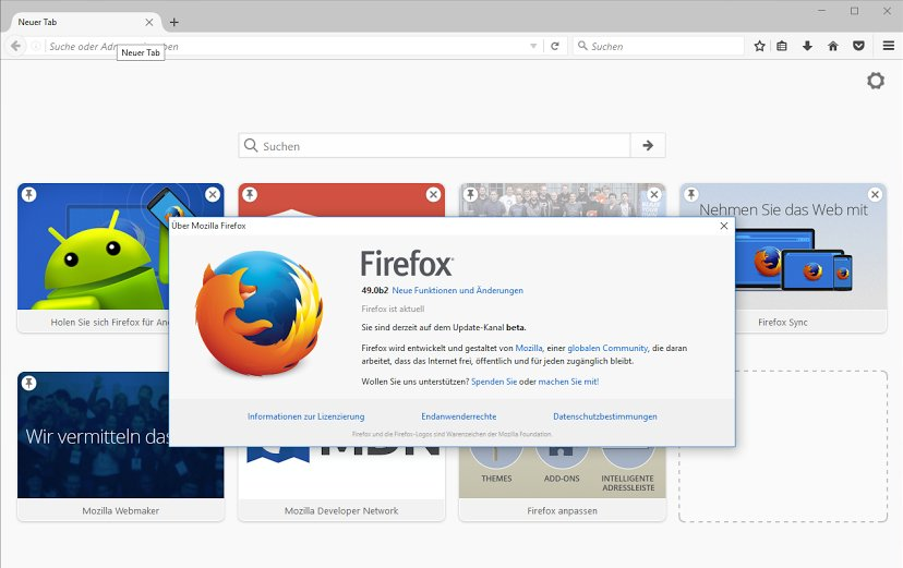 Mozilla-Firefox-Beta