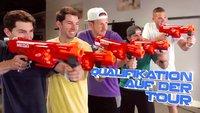 NERF-Tour 2016: So viel Spaß macht das Sommer-Event von Hasbro
