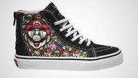 Ein Muss für Nintendo-Fans: Vans verkauft Schuhe im Mario- & Zelda-Design (Update mit deutschem Verkaufsstart)