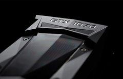 Nvidia GeForce GTX 1070: Erste...