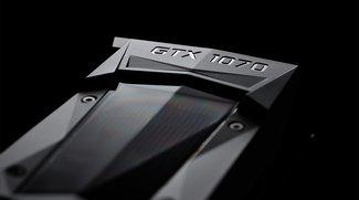 Nvidia GeForce GTX 1070: Produktseite enthüllt weitere Details