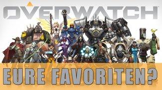 Overwatch: Was sind eure liebsten Helden?
