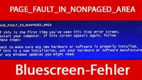 Lösung: PAGE_FAULT_IN_NONPAGED_AREA – Windows-Fehler 0x00000050