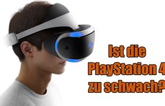 PlayStation VR: War auf der...