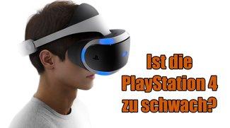 PlayStation VR: War auf der Launch-PS4 laut Insider schrecklich