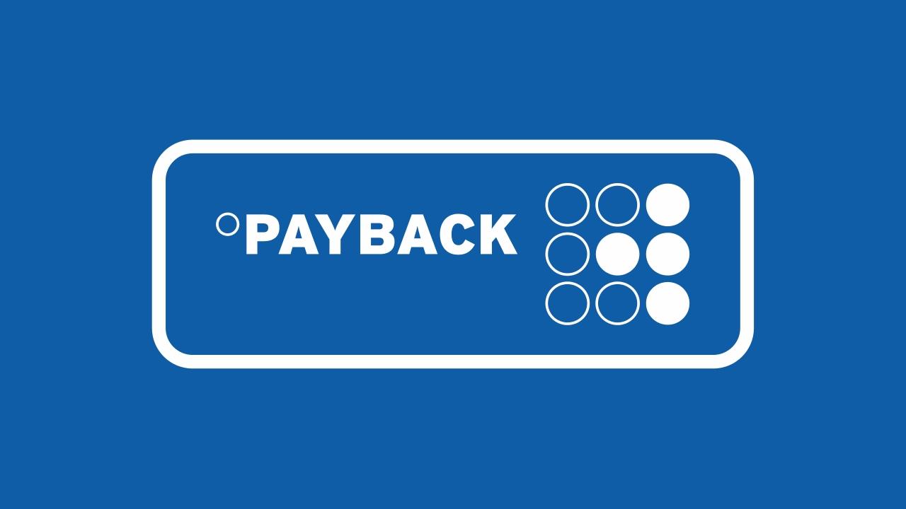Payback geld auszahlen lassen
