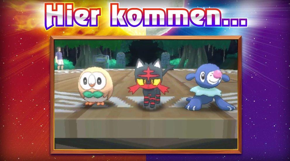 Pokémon_Sonne_Mond_StarterDeutsch